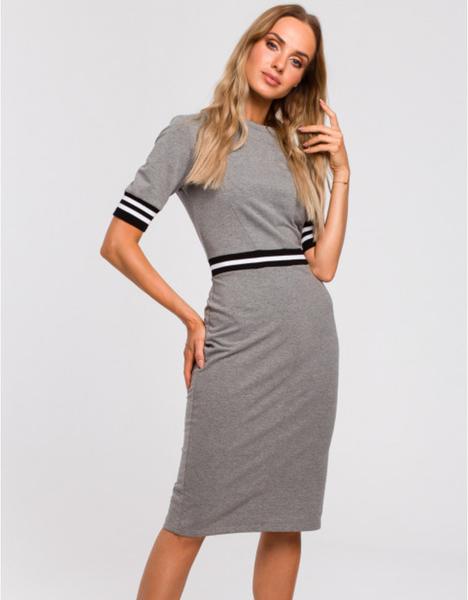 Sukienka MOE sportowa z bawełny