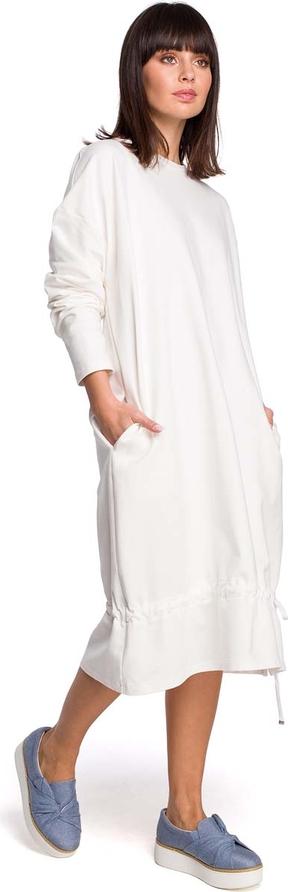 Sukienka MOE z bawełny maxi