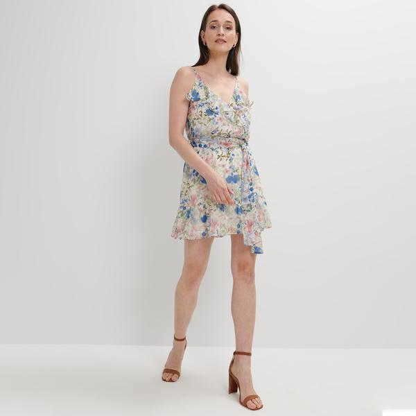 Sukienka Mohito mini na ramiączkach