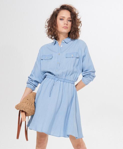 Sukienka Mohito mini w stylu casual