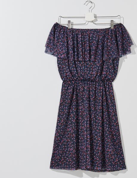 Sukienka Mohito mini w stylu casual z krótkim rękawem