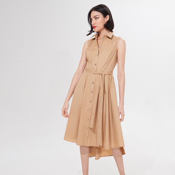 Sukienka Mohito w stylu casual midi szmizjerka