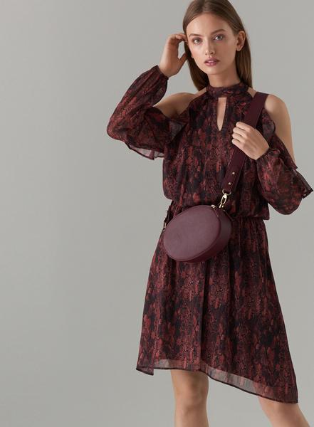 Sukienka Mohito w stylu casual z dekoltem halter