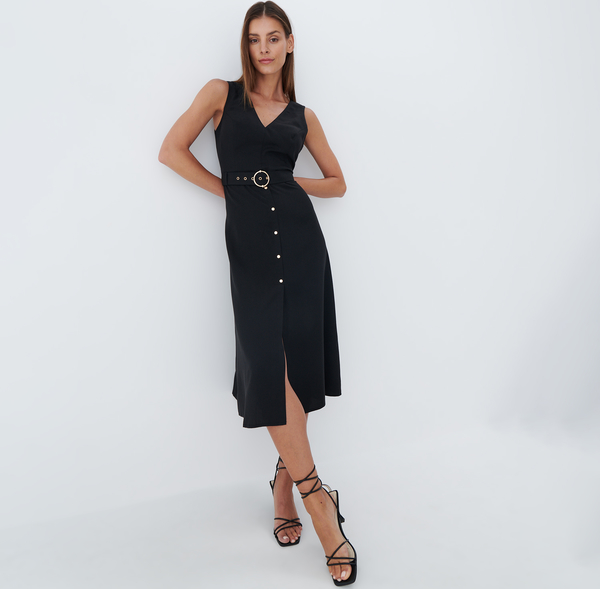 Sukienka Mohito z dekoltem w kształcie litery v