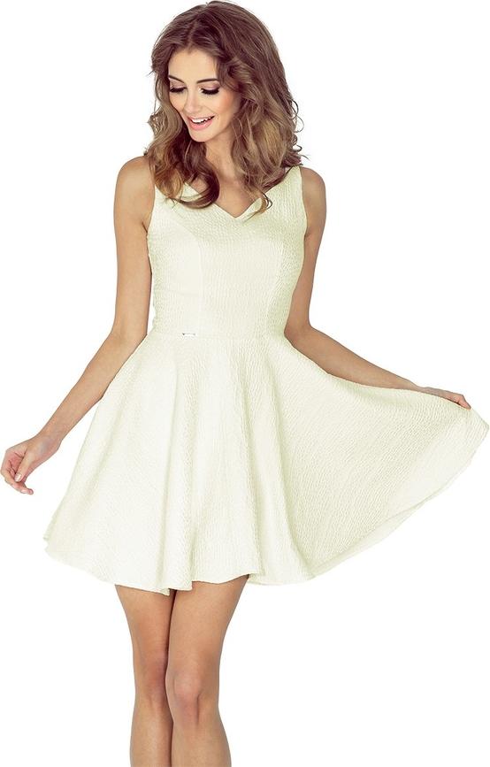 Sukienka MORIMIA bez rękawów rozkloszowana mini