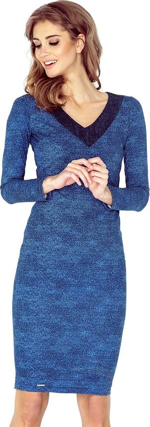 Sukienka MORIMIA z dekoltem w kształcie litery v mini