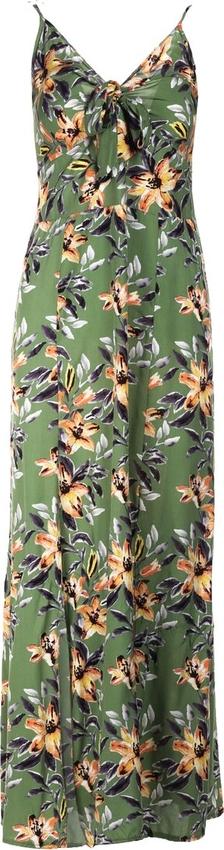 Sukienka Multu maxi w stylu boho na ramiączkach