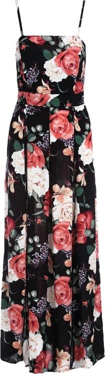 Sukienka Multu na ramiączkach w stylu boho maxi