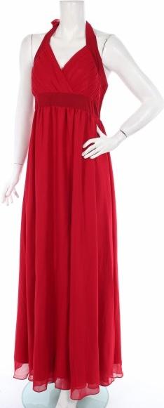 Sukienka My Evening Dress bez rękawów z dekoltem w kształcie litery v