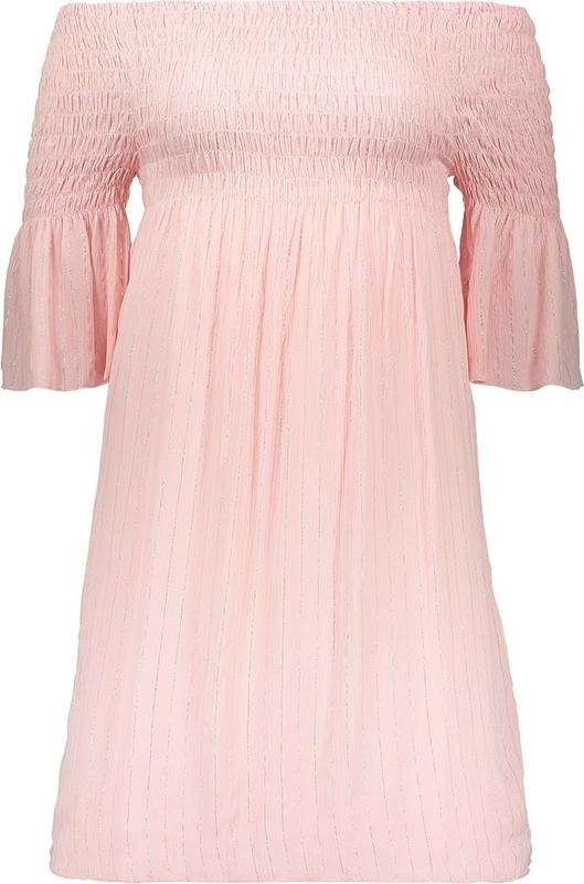 Sukienka My Lovely Dress z krótkim rękawem z bawełny