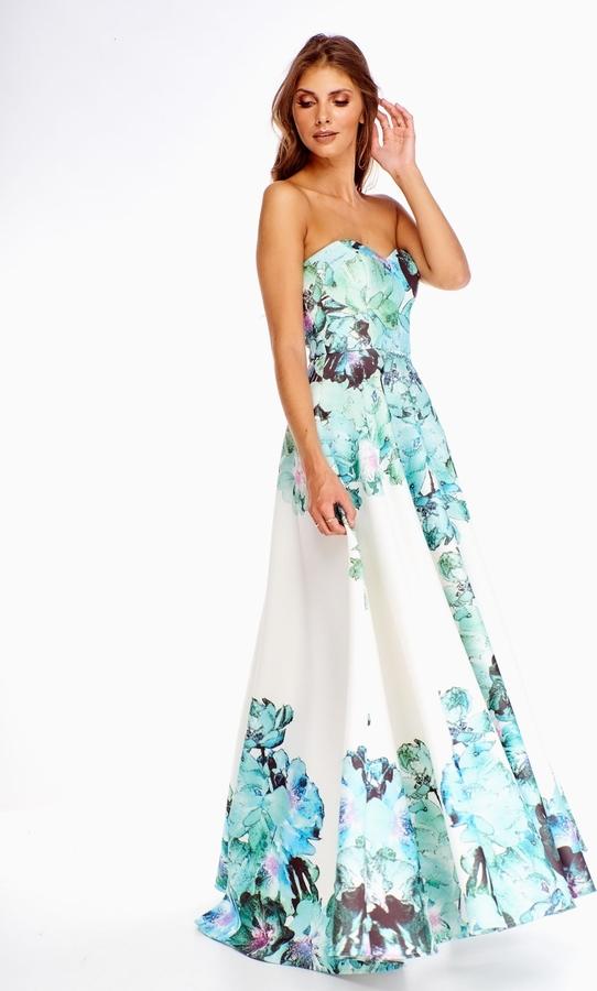 Sukienka N/A gorsetowa