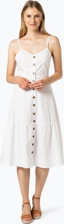 Sukienka NA-KD w stylu casual na ramiączkach z dekoltem w kształcie litery v