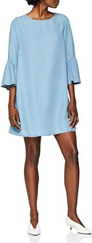 Sukienka New Look z długim rękawem w młodzieżowym stylu