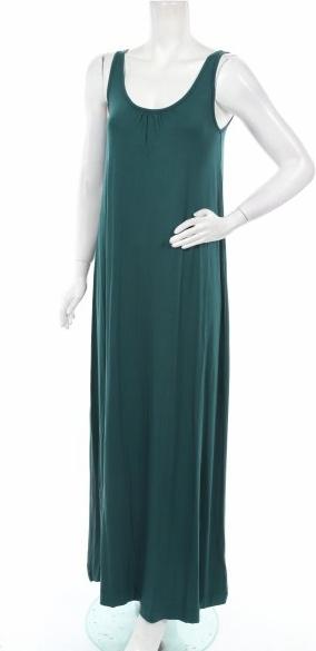 Sukienka Next na ramiączkach maxi z okrągłym dekoltem