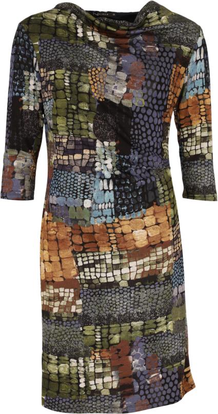 Sukienka Niren w stylu casual z bawełny