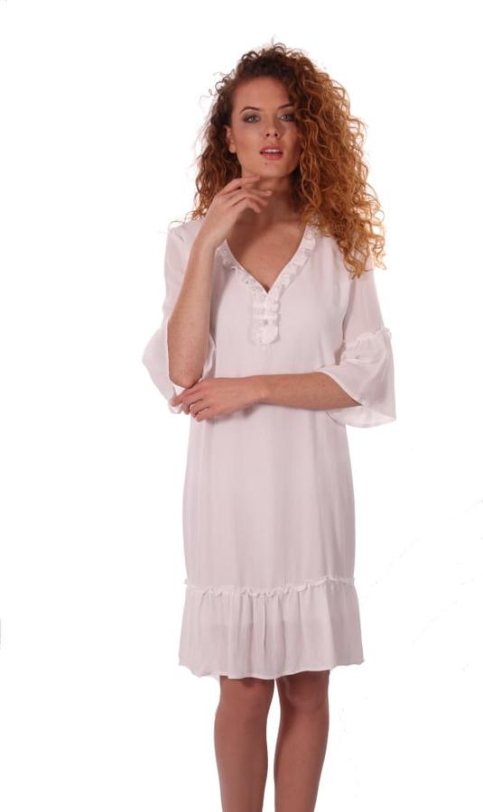 Sukienka Niren z długim rękawem