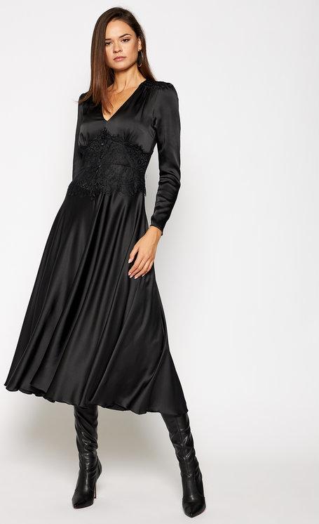 Sukienka Nissa z dekoltem w kształcie litery v