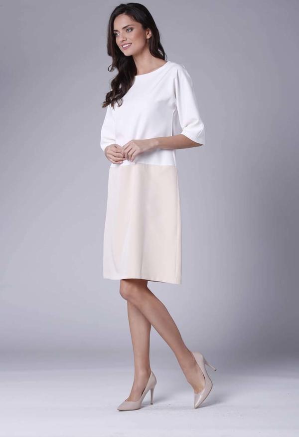 Sukienka Nommo w stylu casual midi