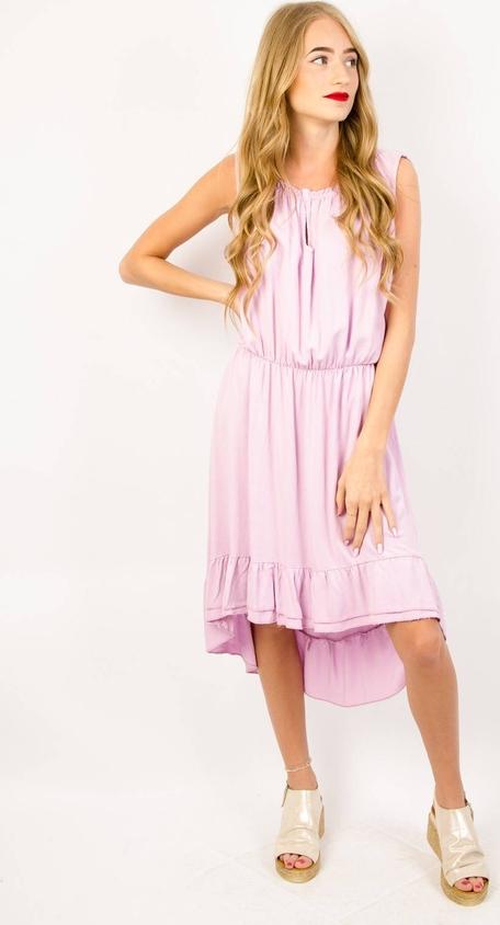 Sukienka Olika asymetryczna