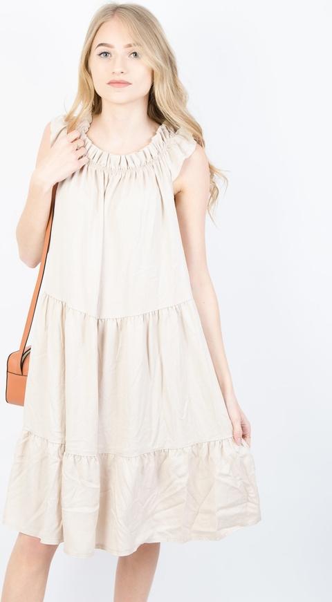 Sukienka Olika rozkloszowana