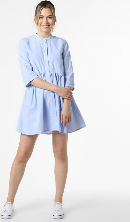 Sukienka Only mini w stylu casual z okrągłym dekoltem