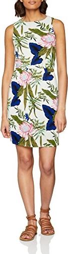 Sukienka Only z okrągłym dekoltem w stylu casual