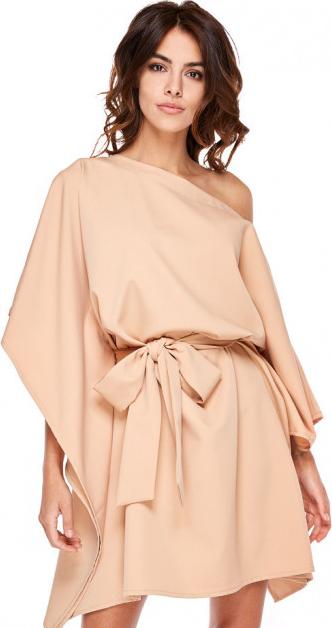 Sukienka Ooh la la oversize z długim rękawem