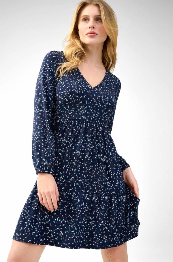 Sukienka ORSAY w stylu casual mini z dżerseju