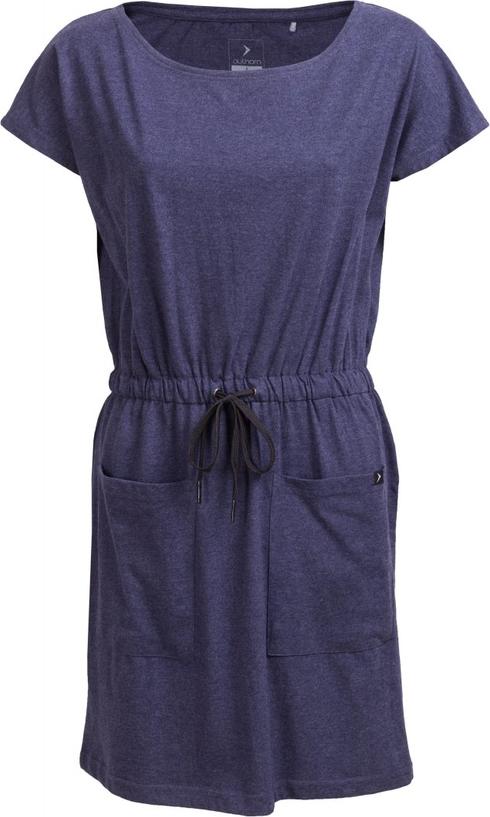 80% ZNIŻKI Sukienka Outhorn z krÓtkim rękawem z okrągłym