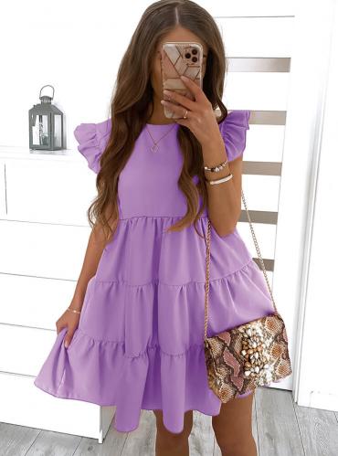 Sukienka Pakuten bez rękawów mini