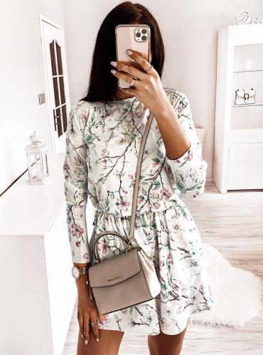 Sukienka Pakuten mini rozkloszowana
