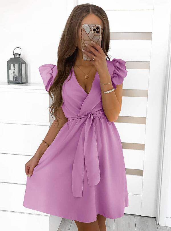 Sukienka Pakuten w stylu casual bez rękawów