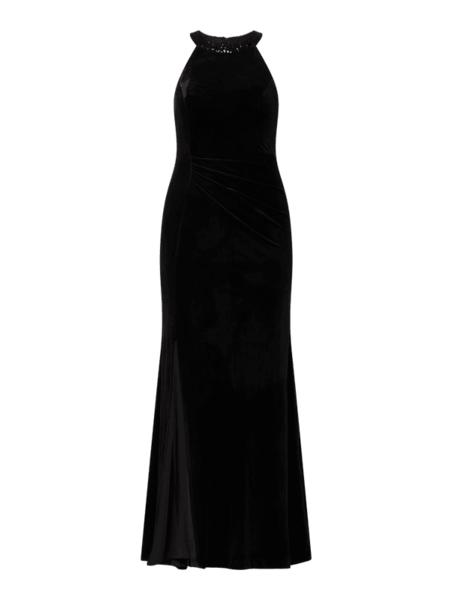 Sukienka Paradi z dekoltem w kształcie litery v bez rękawów