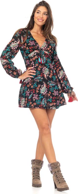 Sukienka Peace & Love mini