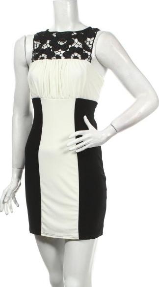 Sukienka Progress mini bez rękawów