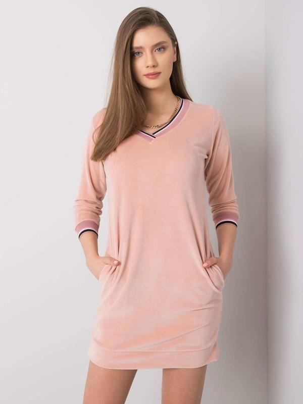 Sukienka Promese z bawełny mini