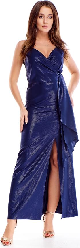 Sukienka Ptakmoda.com kopertowa maxi