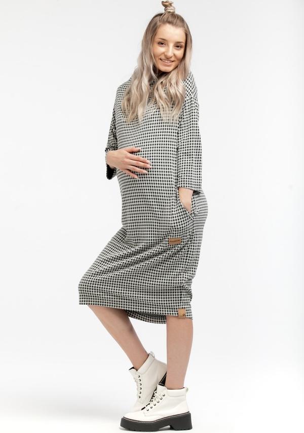 Sukienka Que z dresówki