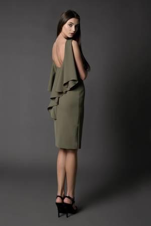 Sukienka Rahri bez rękawów