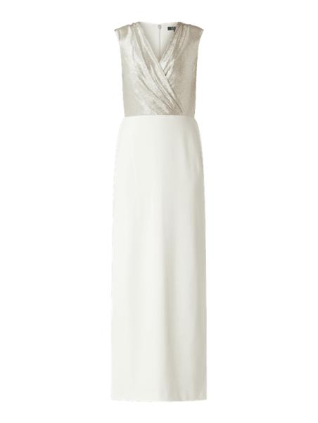 Sukienka Ralph Lauren bez rękawów prosta