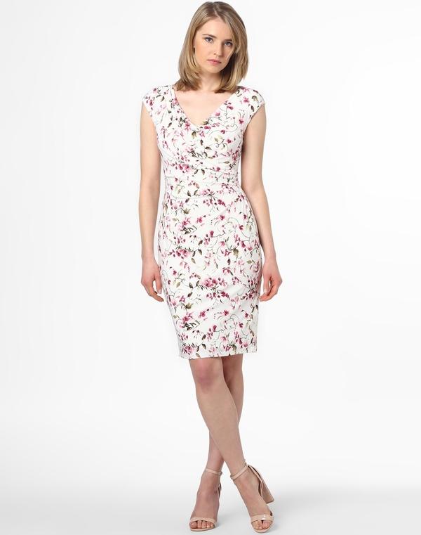 Sukienka Ralph Lauren prosta z dekoltem w kształcie litery v