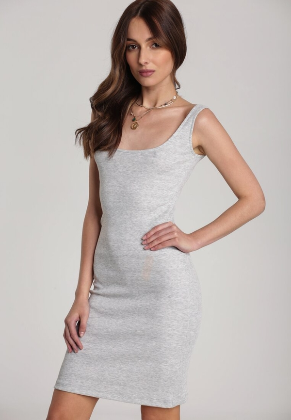 Sukienka Renee mini na ramiączkach dopasowana