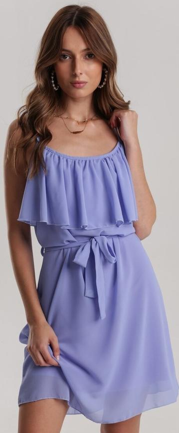Sukienka Renee na ramiączkach mini