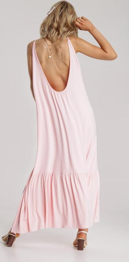 Sukienka Renee na ramiączkach prosta