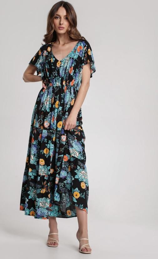 Sukienka Renee w stylu boho maxi