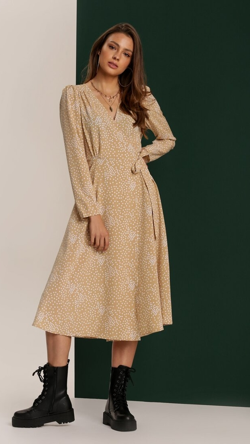 Sukienka Renee w stylu casual midi