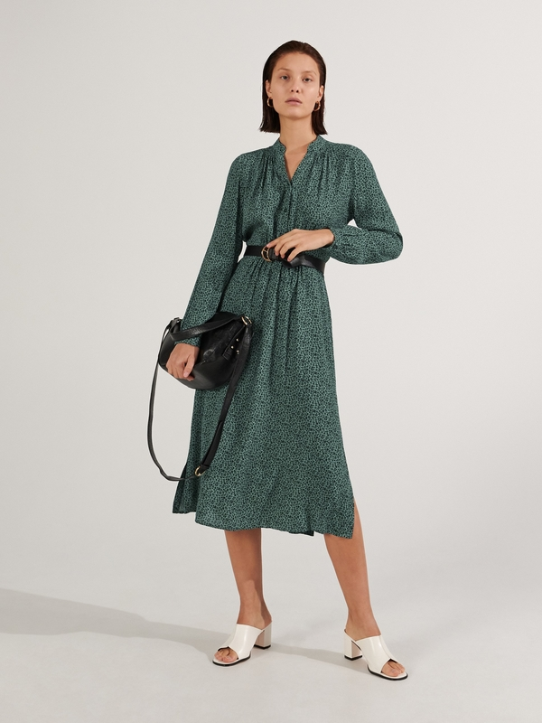 Sukienka Reserved w stylu casual midi