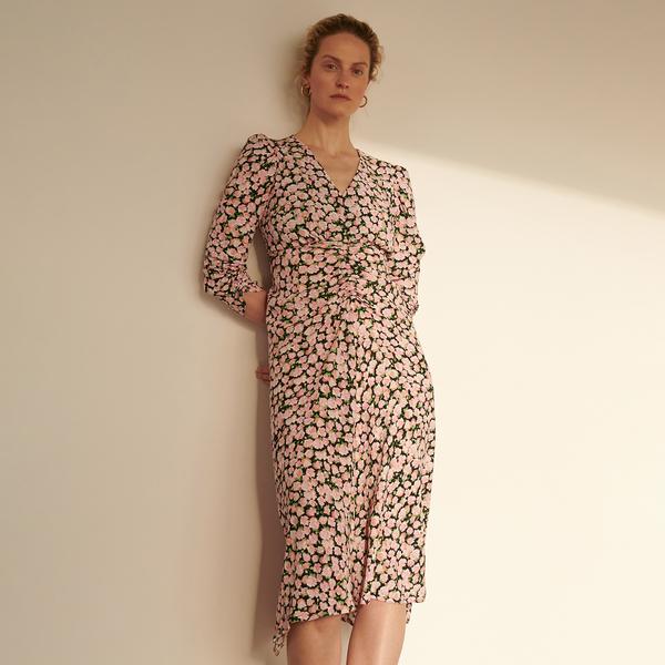 Sukienka Reserved z dekoltem w kształcie litery v