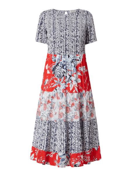 Sukienka Rich & Royal rozkloszowana midi