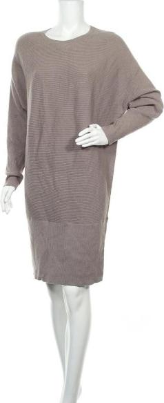 Sukienka S.Oliver z okrągłym dekoltem mini w stylu casual